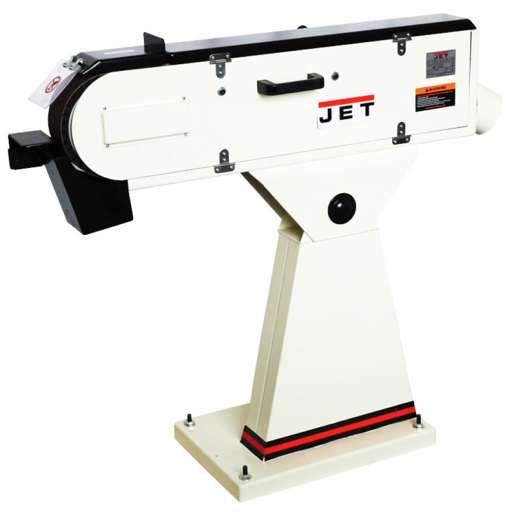 Ленточный шлифовальный станокJetJBSM-75 (380В)