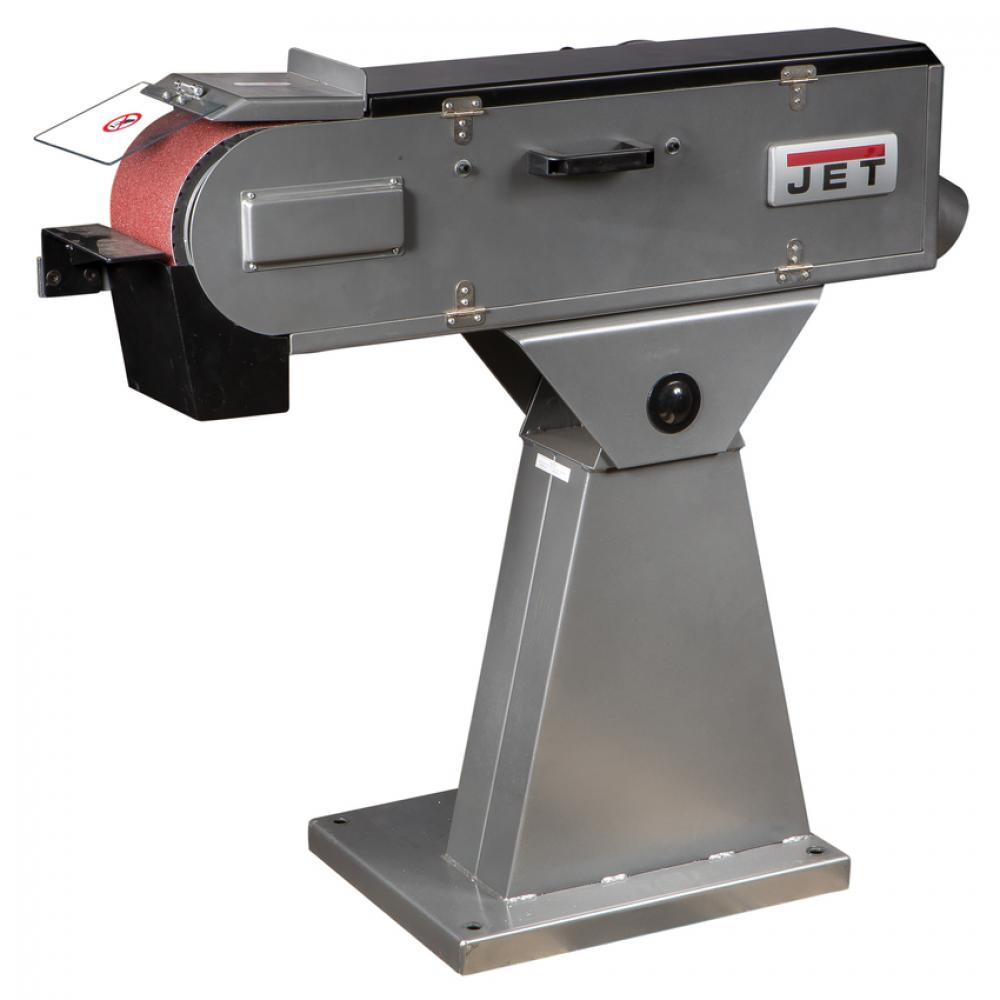 Ленточный шлифовальный станокJetJBSM-150 (380В)