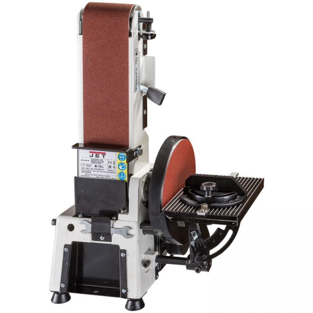 Тарілчасто-стрічковий шліфувальний верстатJetJSG-233A-M