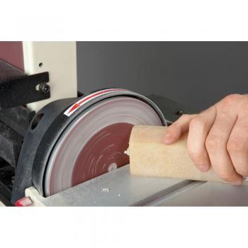 Тарельчато-ленточный шлифовальный станокJetJSG-64 - slide4