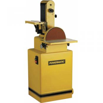 Тарілчасто-стрічковий шліфувальний верстатJetPowermatic 31A (220В)