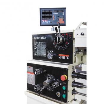 Токарно-винторезный станокJetGHB-1340A DRO - slide3