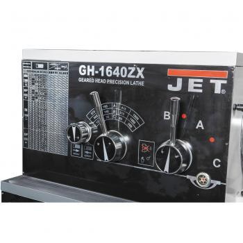 Токарно-винторезный станокJetGH-1640ZX DRО - slide5