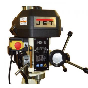 Фрезерно-сверлильный станокJetJMD-15 - slide2