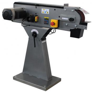 Ленточный шлифовальный станокJetJBSM-150 (380В) - slide2