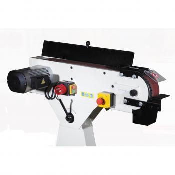 Ленточный шлифовальный станокJetJBSM-150 (380В) - slide4