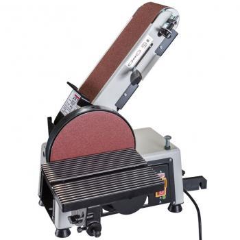 Тарельчато-ленточный шлифовальный станокJetJSG-233A-M - slide6