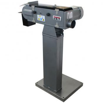 Ленточный шлифовальный станокJetJBSM-100 - slide2