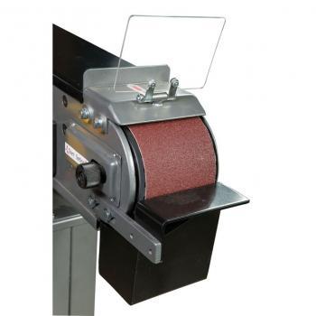Ленточный шлифовальный станокJetJBSM-100 - slide3