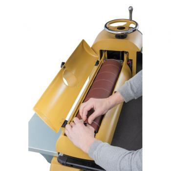 Барабанный шлифовальный станокJetPowermatic PM2244 - slide5
