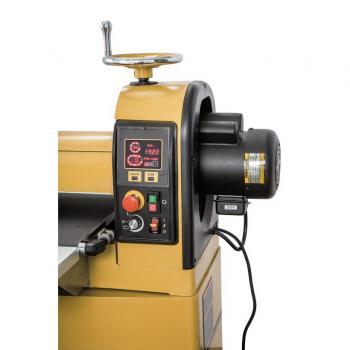 Барабанный шлифовальный станокJetPowermatic PM2244 - slide6