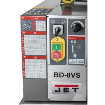 Токарный станокJetBD-8VS - slide2