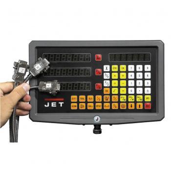 Токарно-винторезный станокJetGH-2660ZH DRO RFS - slide6