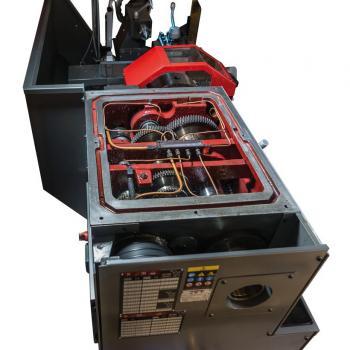 Токарно-винторезный станокJetGH-2680ZH DRO RFS - slide3