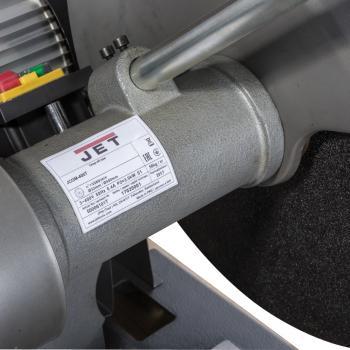 Абразивно-отрезной станок по металлуJetJCOM-400T - slide4