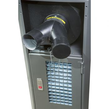 Вытяжная установка по металлу со сменным фильтромJetJDCS-505 - slide3