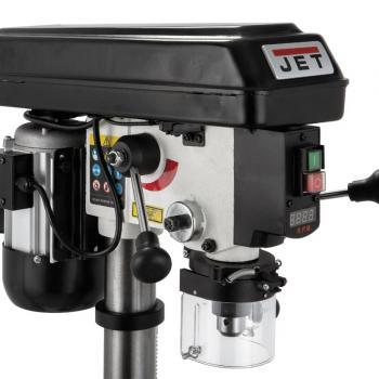 Сверлильный станокJetJWDP-10 - slide5