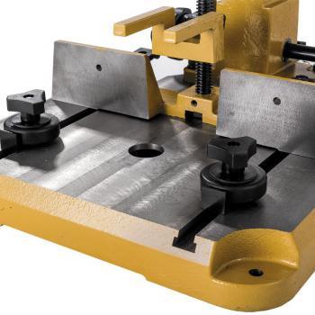 Настільний довбальний-пазувальний верстатJetPowermatic PM701-M - slide5