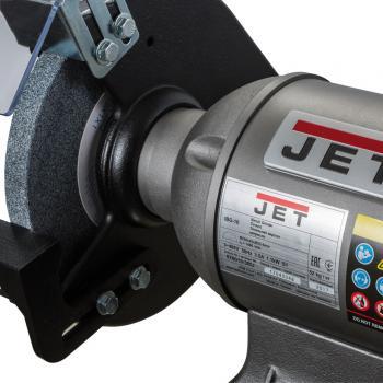 Промисловий заточний верстат (точило)JetIBG-10 - slide2