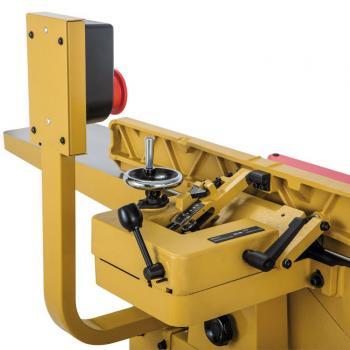 Фуговальный станокJetPowermatic 60C - slide5