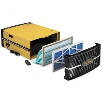 Система фільтрації повітряJetPowermatic PM1200 - slide3