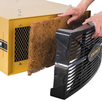 Система фільтрації повітряJetPowermatic PM1200 - slide4