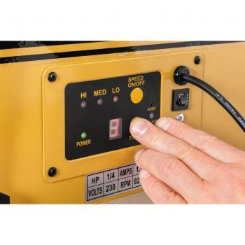 Система фільтрації повітряJetPowermatic PM1200 - slide5