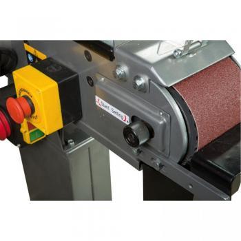 Стрічковий шліфувальний верстатJetJBSM-100 - slide4