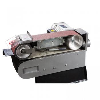 Стрічковий шліфувальний верстатJetJBSM-100 - slide5