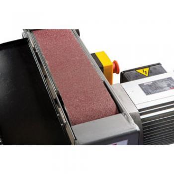 Стрічковий шліфувальний верстатJetJBSM-100 - slide6